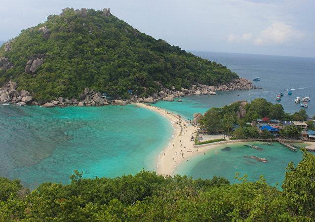 La isla de Ko Tao