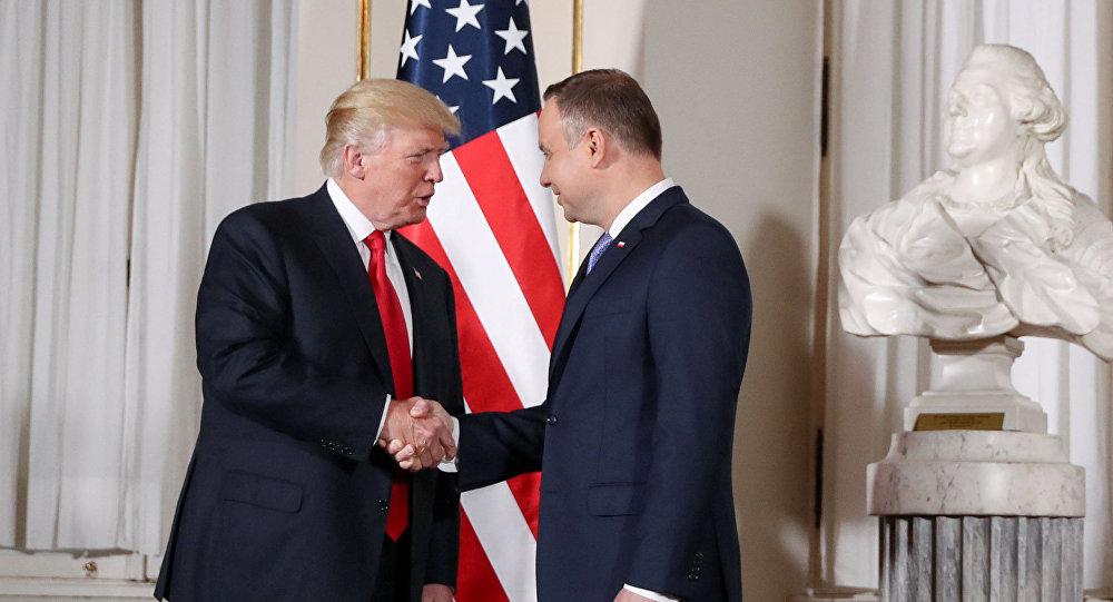 Es un honor conocerte: Trump a Putin