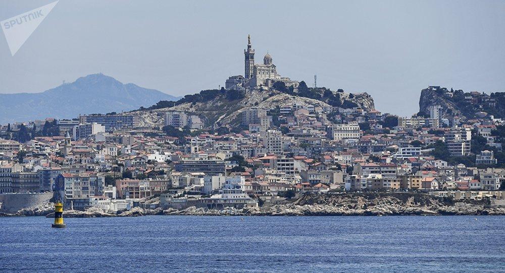 Marsella, Francia