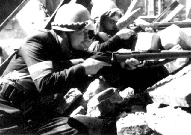 El Alzamiento de Varsovia (1944)