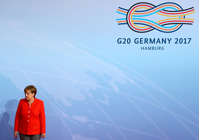 Logo de la cumbre del G20