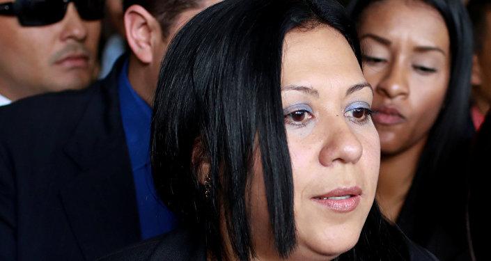 Katherine Haringhton, vicefiscal designada por el TSJ de Venezuela
