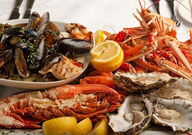 Comida marina