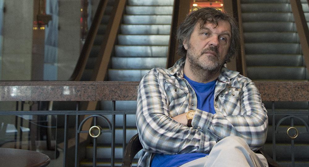 Emir Kusturica, director de cine (archivo)