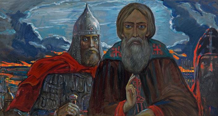 Falleció el pintor ruso Ilya Glazunov