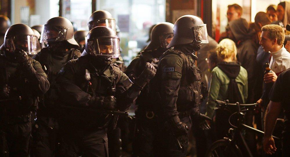 Admite Alemania fallas en el operativo de seguridad en cumbre del G20