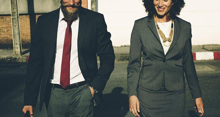 Gente de negocios (imagen referencial)
