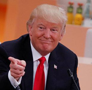 Donald Trump, presidente de EEUU (archivo)