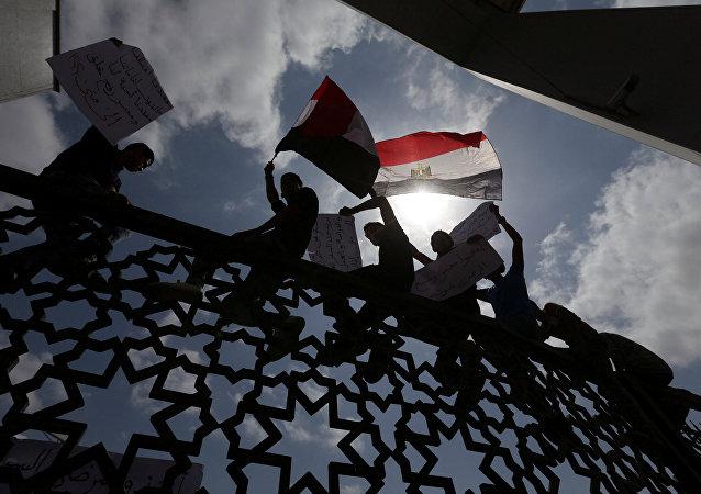 Frontera entre Egipto y Franja de Gaza