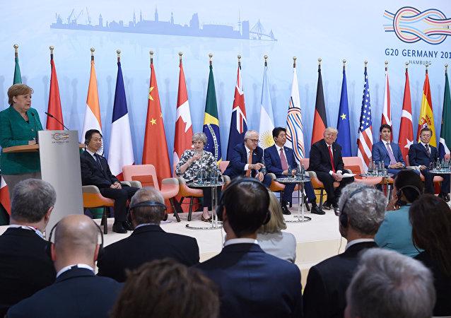 Cumbre del G20 (archivo)