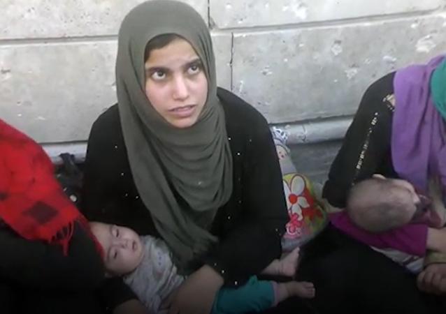 Las esposas de los yihadistas de Daesh hablan de sus maridos