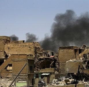 Situación en Mosul, Irak