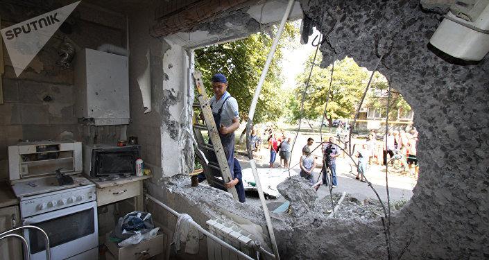 El conflicto en Donbás