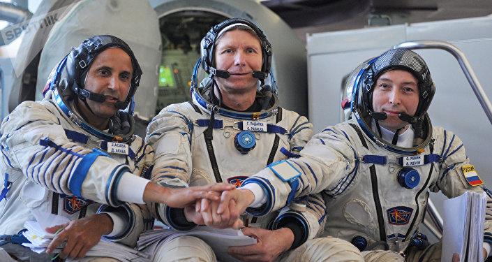 Entrenamientos de los astronautas en Ciudad de Estrellas