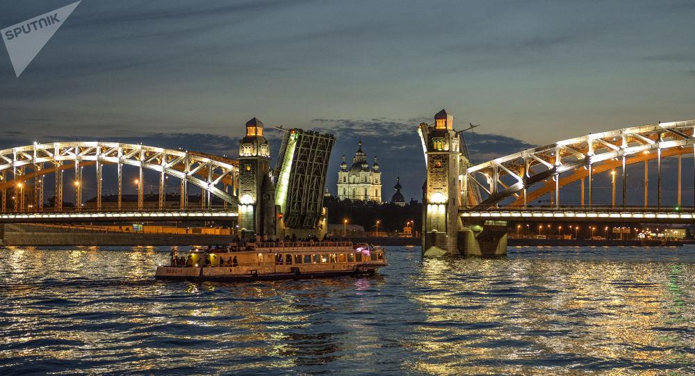 San Petersburgo, imagen ilustrativa