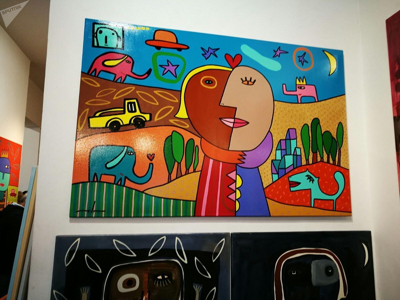 Galería de Milo Lockett