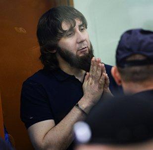 Zaur Dadáev, el checheno condenado por el asesinato de Boris Nemtsov