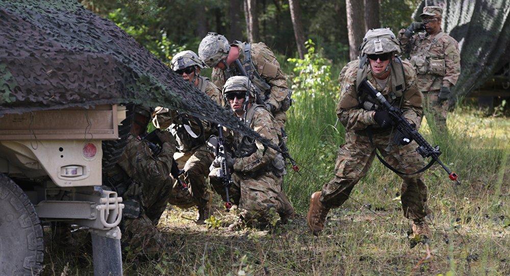 Militares estadounidenses