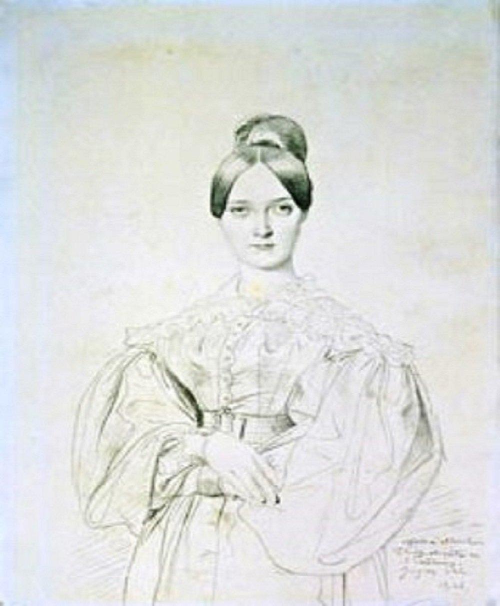 Elise Thiers, ex primera dama de Francia