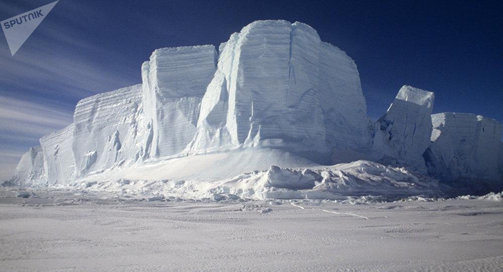 La Antártida (imagen referencial)