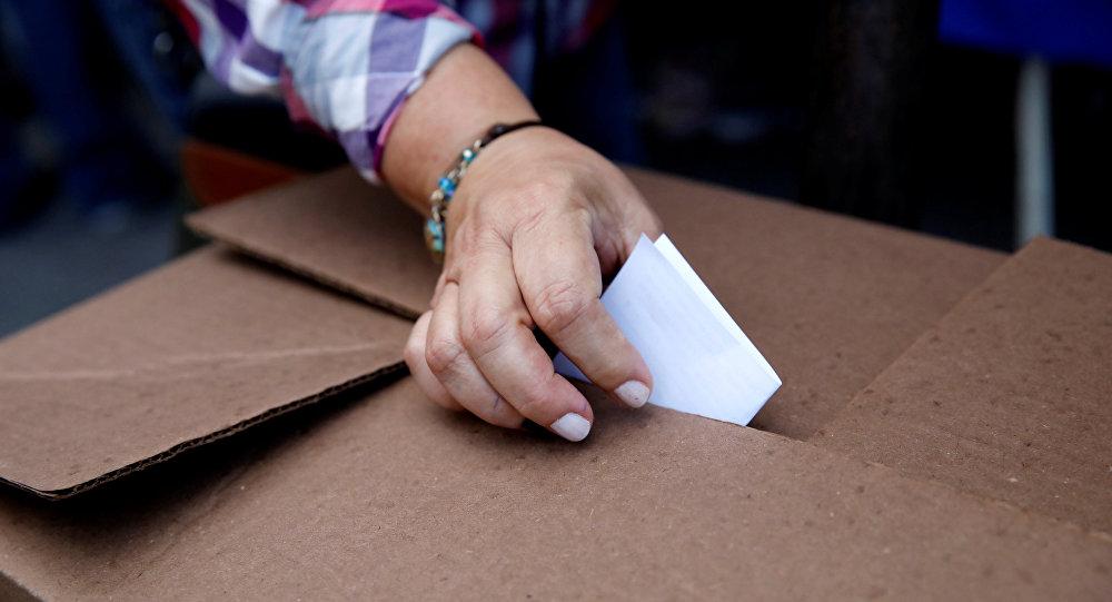 Votaciones en Venezuela (archivo)