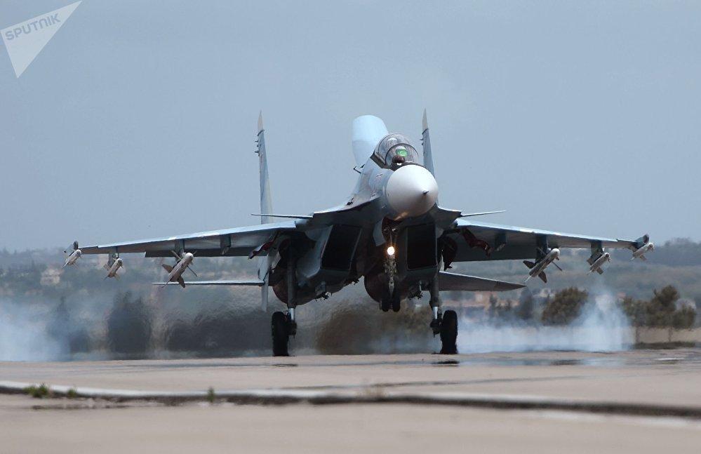Un año de la operación de las Fuerzas Aeroespaciales de Rusia en Siria