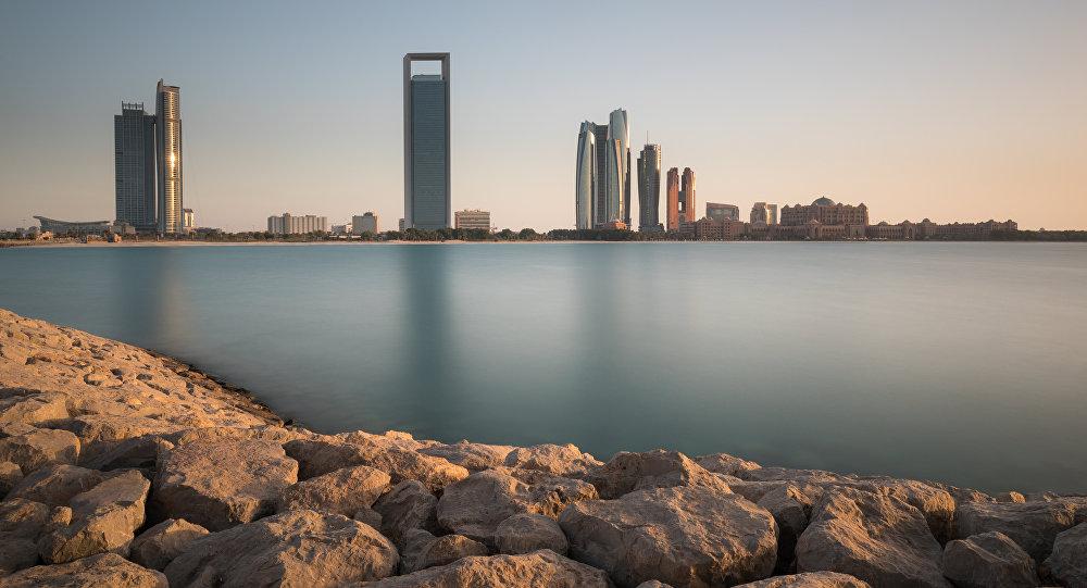 Abu Dabi, capital de Emiratos Árabes Unidos (archivo)