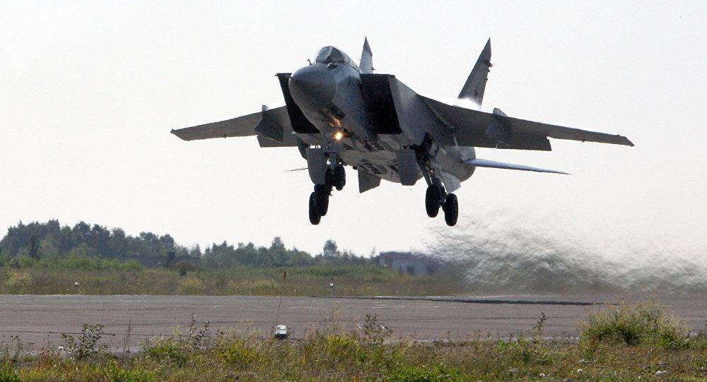 Caza MiG-31 (archivo)