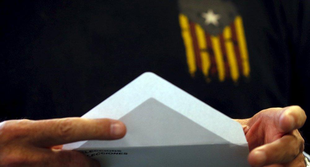 Proceso electoral en Cataluña