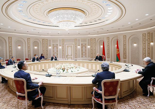 La reunión del Consejo de Cancilleres de la Organización del Tratado de Seguridad Colectiva (OTSC) en Minsk