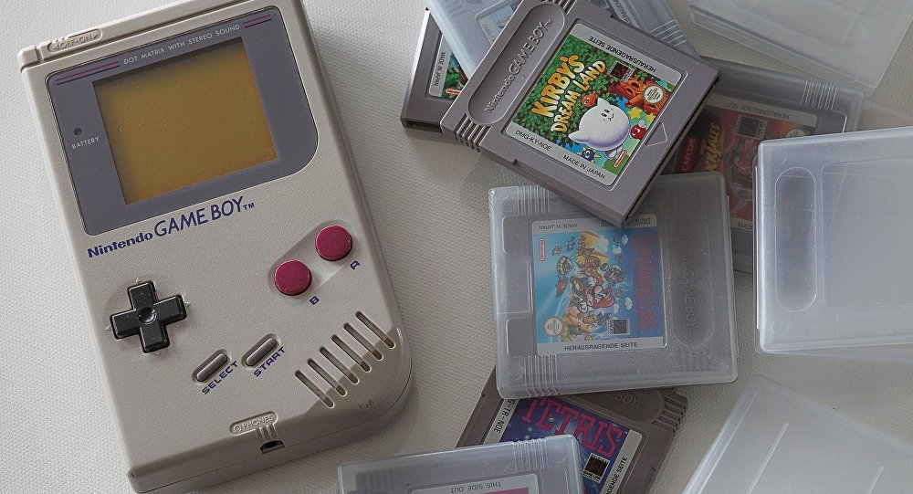 Un Nintendo Game Boy