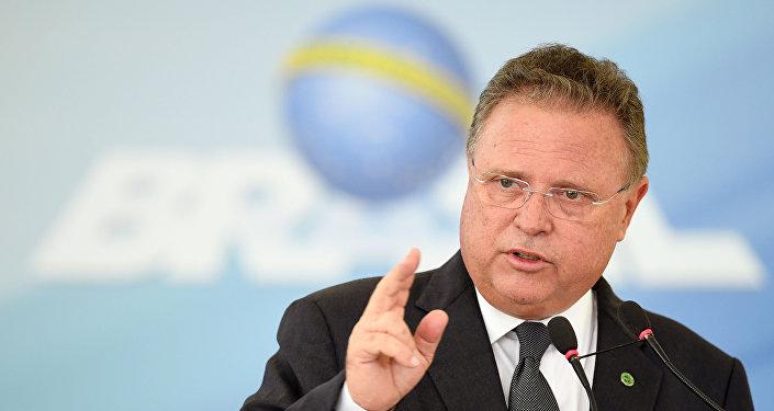 Ministro de Agricultura de Brasil, Blairo Maggi
