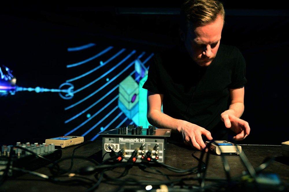 DJ holandés Monodeer