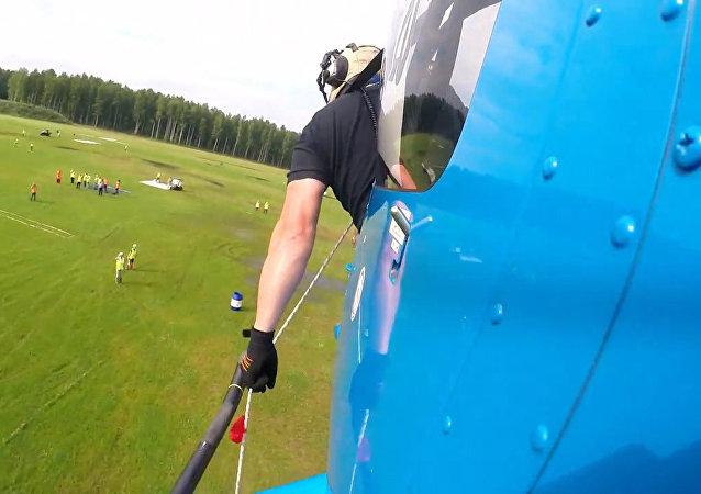 Rusia acoge la primera Copa Helicóptero del mundo