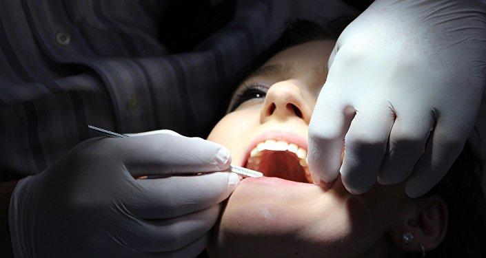Sala de operaciones de un dentista