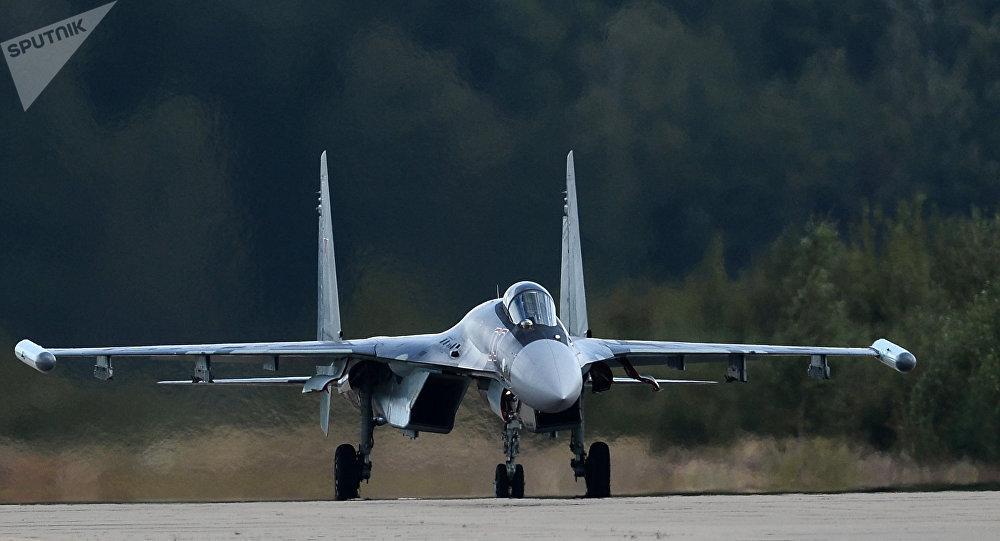 China pacta la compra de los Su-35 rusos
