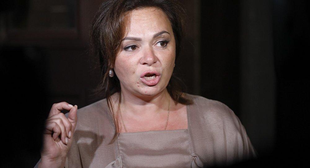 Natalia Veselnítskaya, la abogada rusa