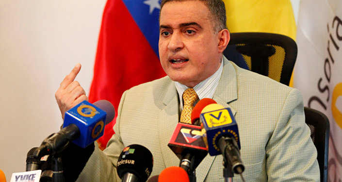 Tarek William Saab, fiscal general de Venezuela