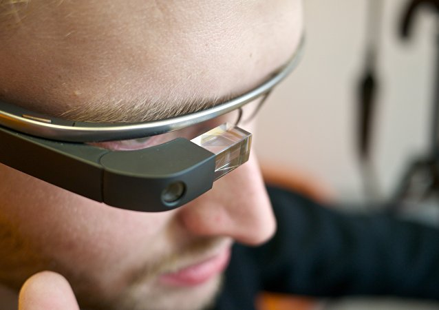 Las gafas inteligentes Google Glass