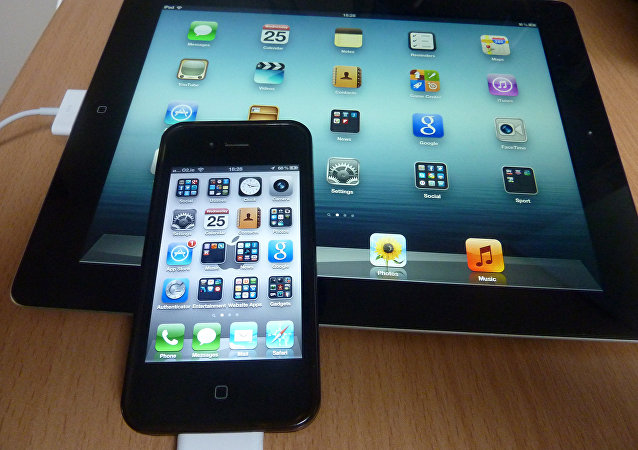 iPad y iPhone