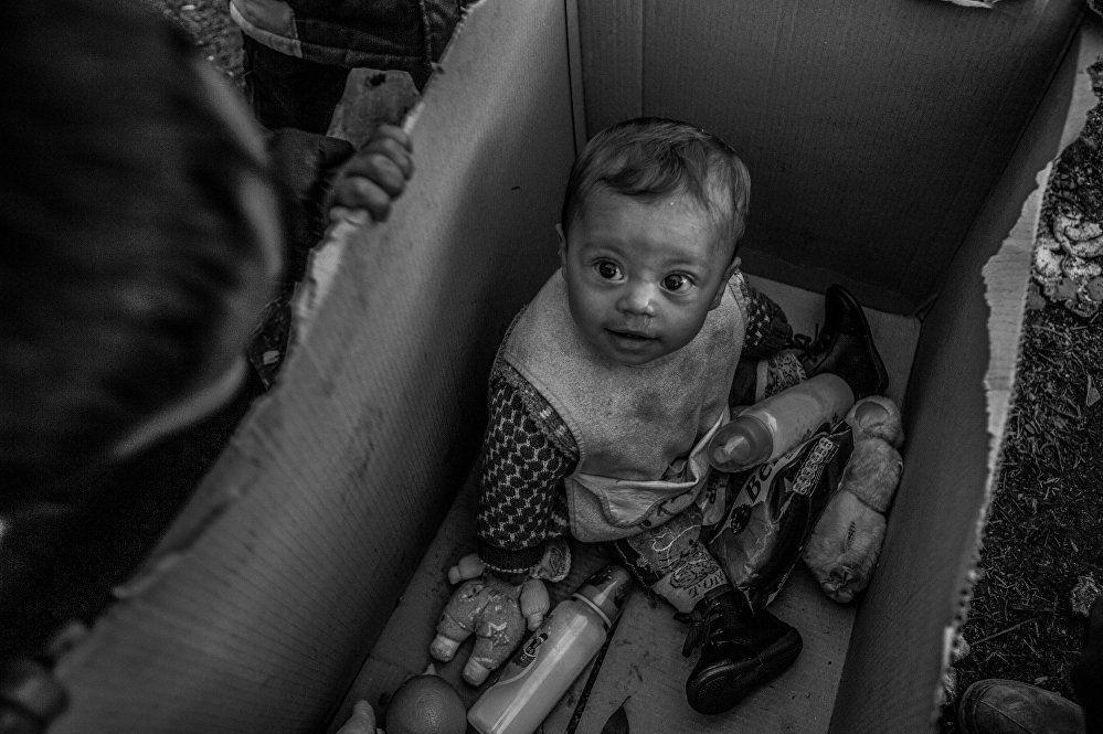 Los ganadores del Concurso de Fotoperiodismo Andréi Stenin