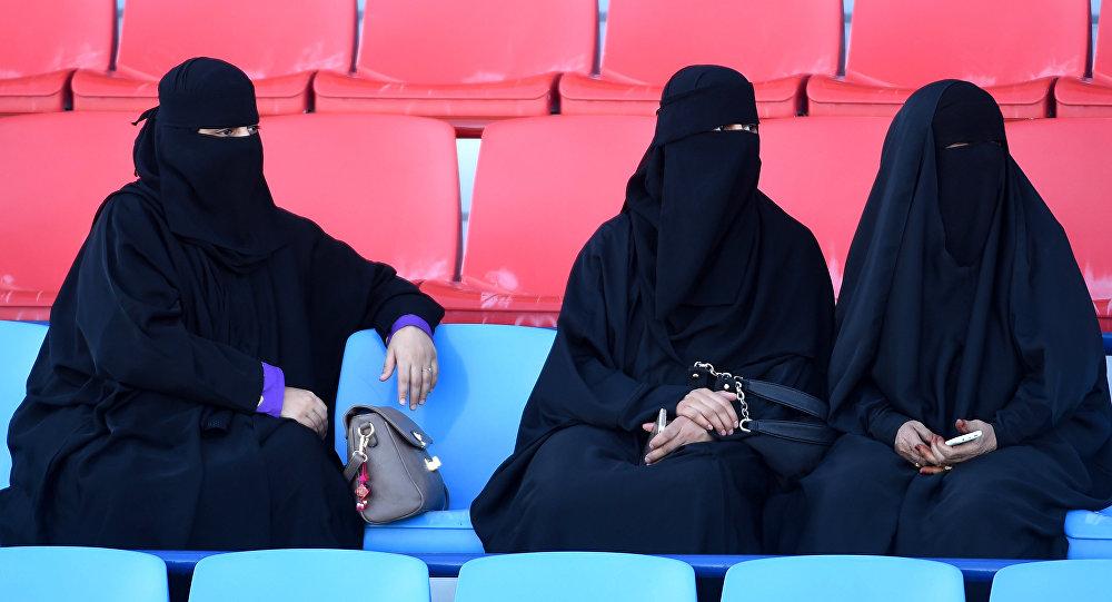 Mujeres sauditas (archivo)