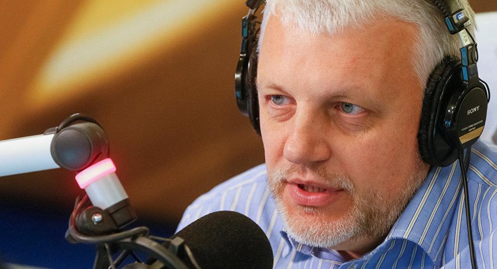 El periodista Pavel Sheremet (archivo)