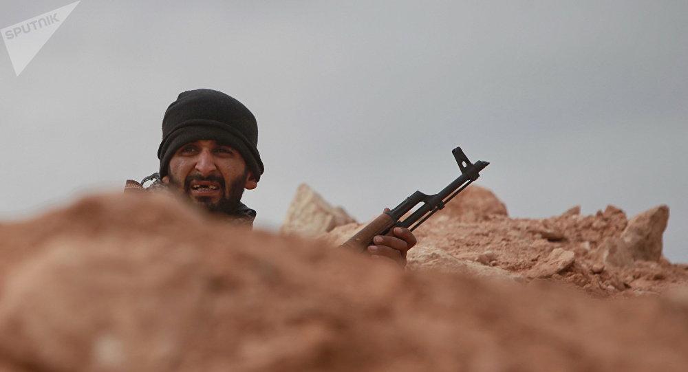 Soldado libio