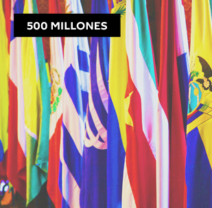500 millones