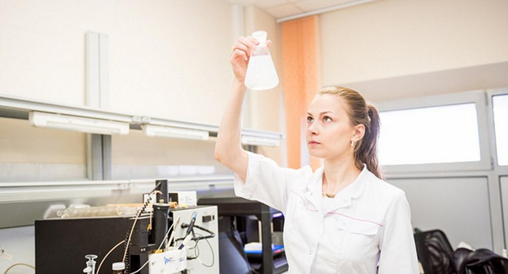 Investigadora de la Universidad Nacional de Ciencia y Tecnología de Rusia MISIS