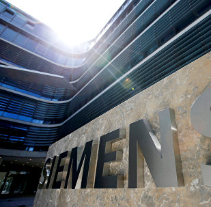 Logo de Siemens