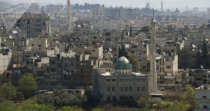 Hama, Siria (archivo)