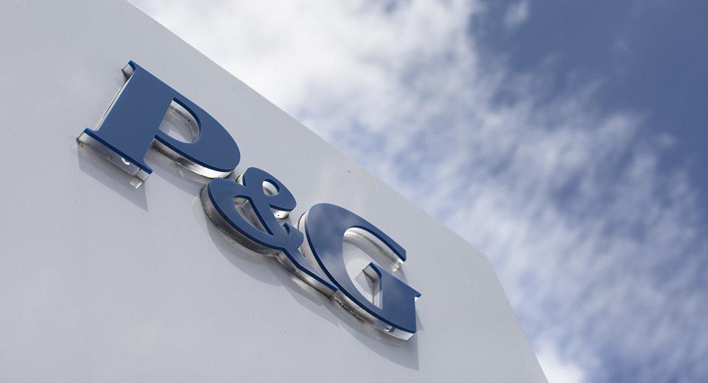 Logo de Procter & Gamble