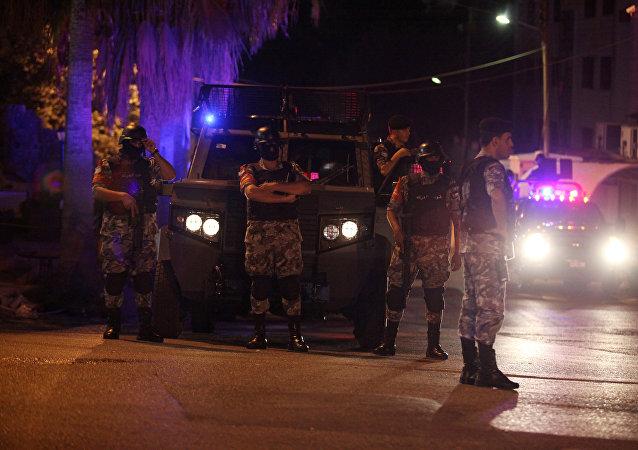 Policía de Ammán